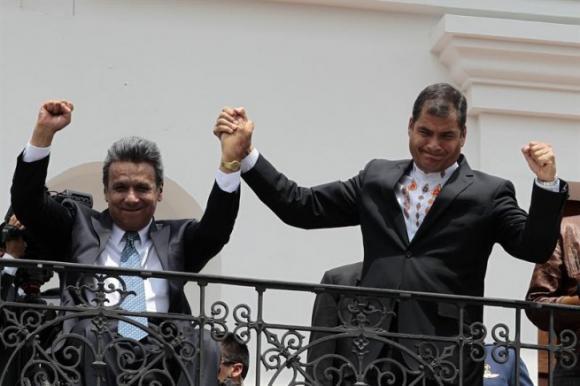 Lenín Moreno não resistirá à pressão da elite equatoriana sem Correa