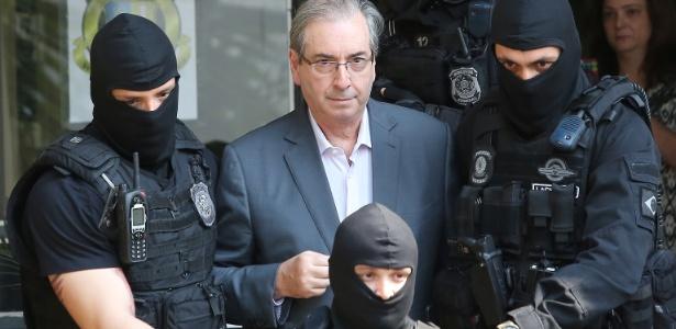 Cunha é condenado por Moro a 15 anos e 4 meses de prisão