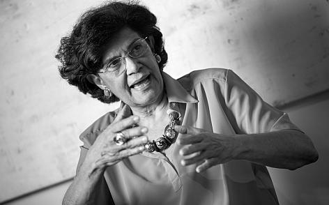 """Marilena Chauí fala sobre a papel das universidades na luta de classes: """"Mudança exige paciência histórica"""" (Foto: GGN)"""