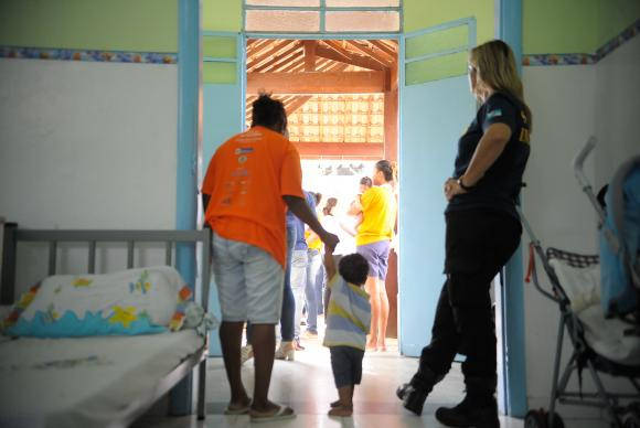 Encarceramento de mulheres vem crescendo no ritmo de 10% ao ano no Brasil, segundo levantamento (Foto: Tânia Rêgo/Agência Brasil0