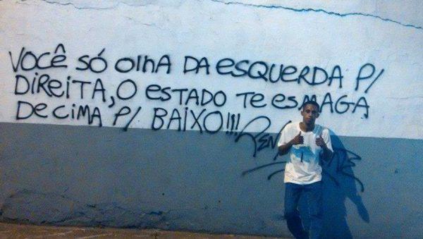 Condenado pela cor da pele: o caso Rafael Braga
