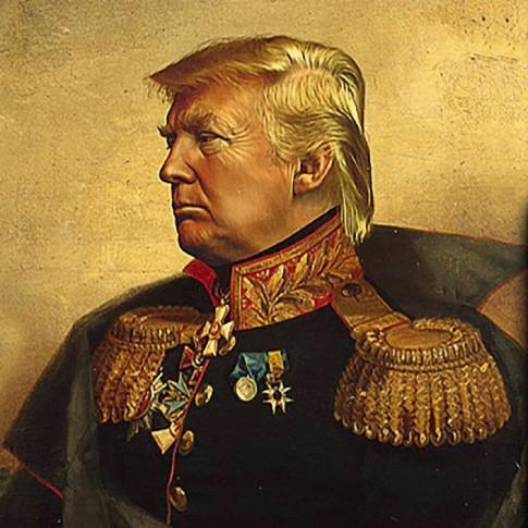 Trump quer a guerra – e conquista o establishment
