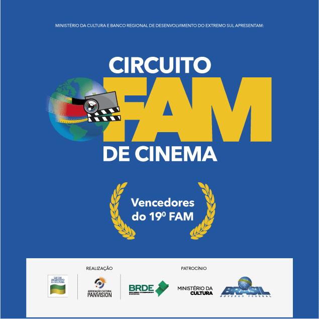 Circuito FAM de Cinema percorre 20 cidades de SC