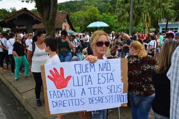 Jaraguá do Sul: assinado acordo de suspensão da greve