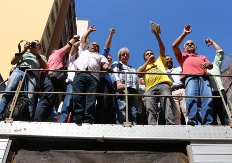 Trabalhadores dos transportes decidem parar dia 28
