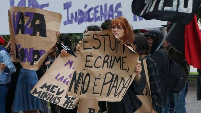 Fotogaleria: Ato de repúdio ao Deputado Federal Jair Bolsonaro
