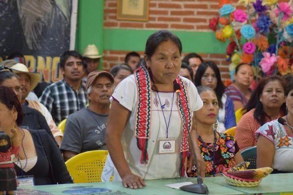 Zapatistas e Congresso Nacional Indígena lançam candidata à Presidência do México