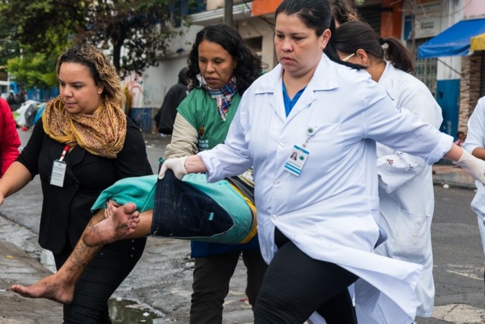 Médicos criticam pedido de Doria para internar usuários de drogas à força