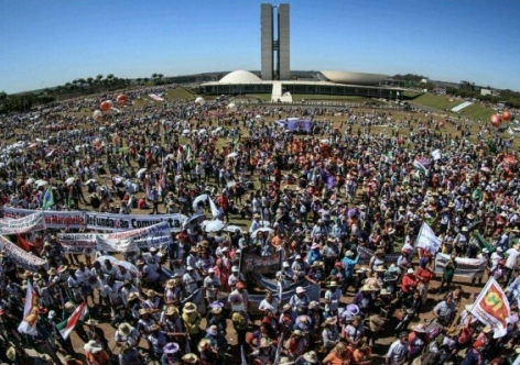 Marcha para Brasília segue confirmada