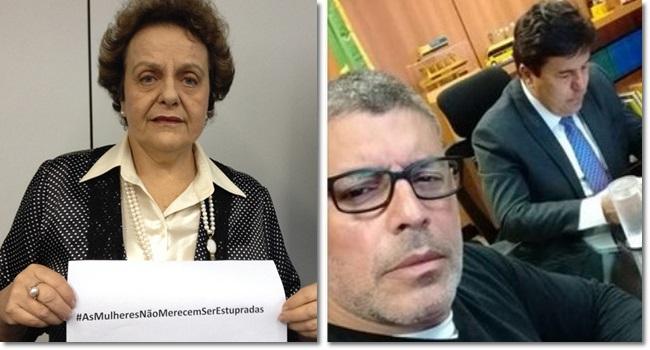 Ex-ministra é condenada a pagar R$10 mil ao ator Alexandre Frota