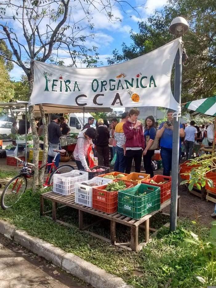 Muito além de uma feira orgânica