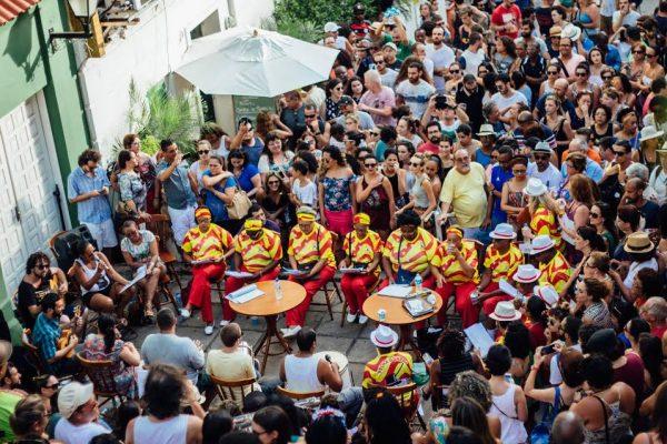 Samba de Terreiro convida Tuco Pelegrino para homenagear Paulo da Portela