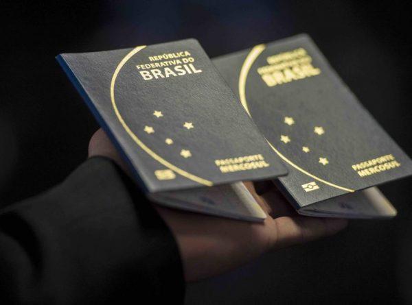 Polícia Federal suspende emissão de passaportes por falta de dinheiro