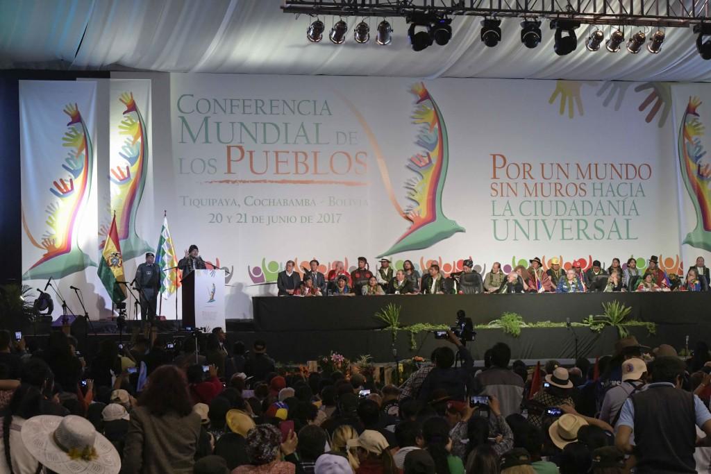 Conferencia dos povos