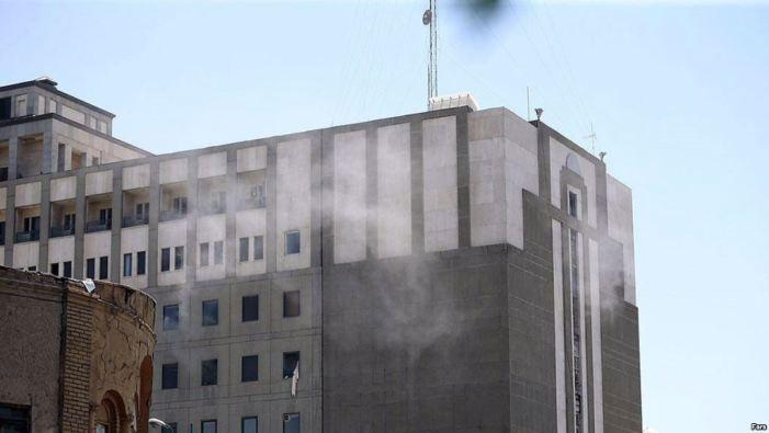 Ataque terrorista em Teerã