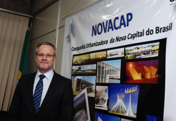 PF encontra planilhas de suposta propina com ex-dirigentes da Novacap