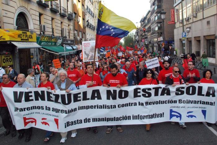 Apontamentos sobre a Venezuela