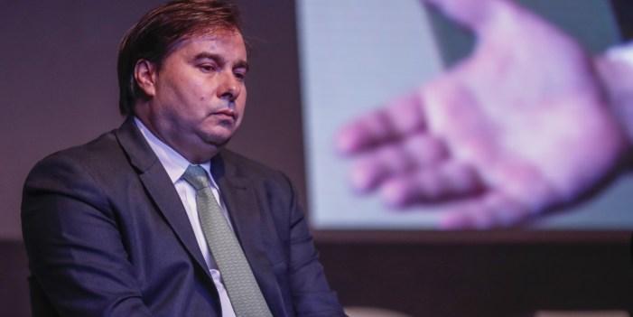 Rodrigo Maia é dono de escritório usado pelos grupos Odebrecht e BTG Pactual