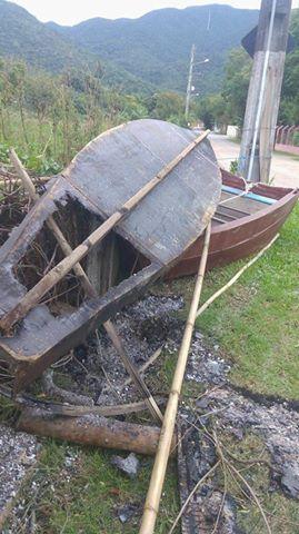barcos indígenas