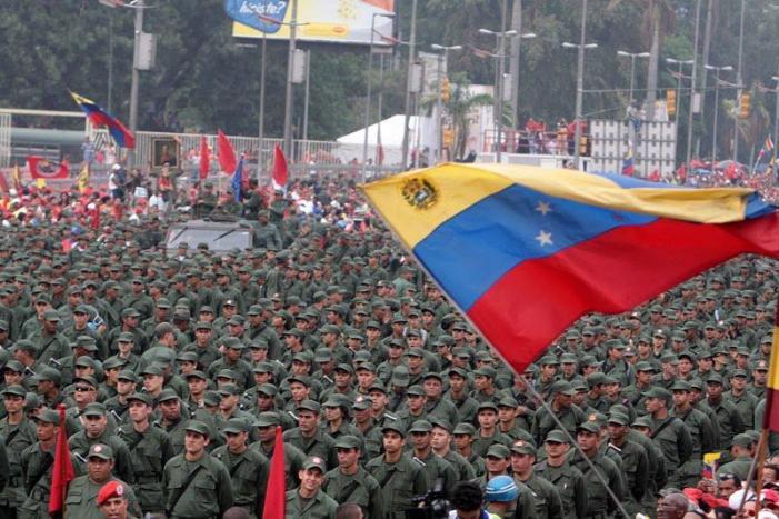 Venezuela e a nova ameaça imperialista