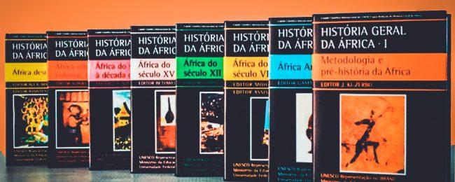 História Geral da África – Coleção completa: 8 livros para download