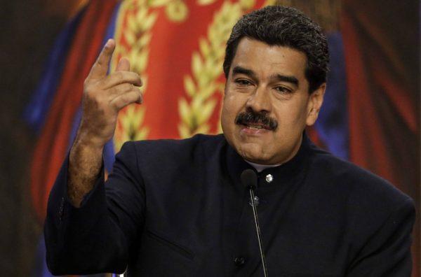 """Após sanções impostas por Trump, Maduro pede """"julgamento histórico"""" a líderes da oposição"""