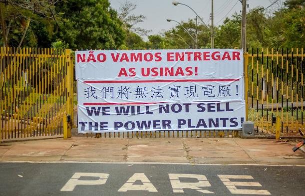 Governo entrega hidrelétricas da Cemig a transnacionais estrangeiras
