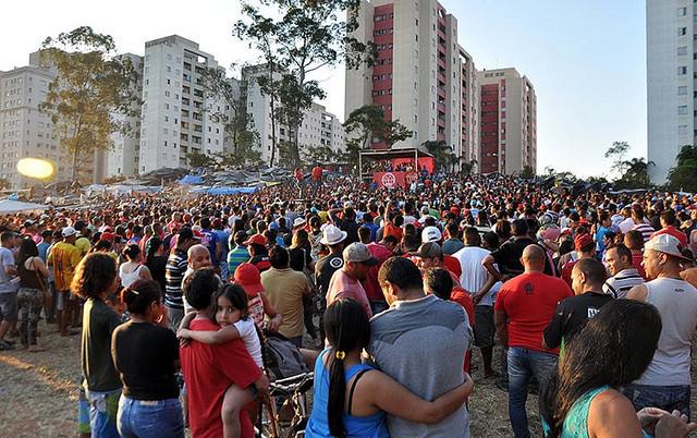 Justiça suspende despejo e determina negociação por terreno em São Bernardo
