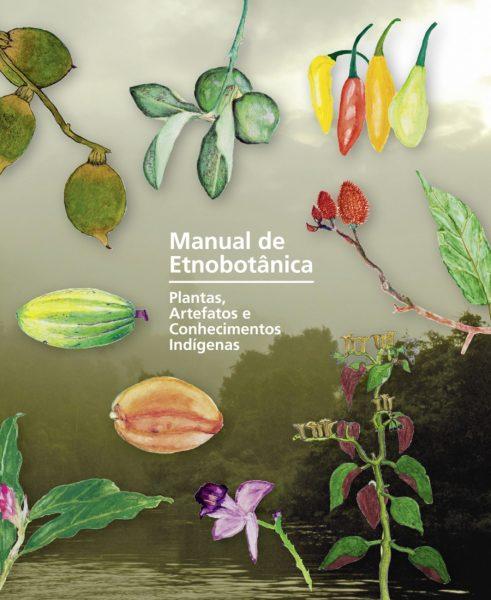 Manual une conhecimento indígena e científico sobre os usos de plantas amazônicas