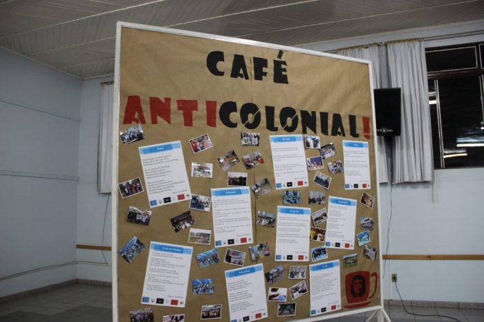 Um ano de Café Anticolonial no Oeste Catarinense