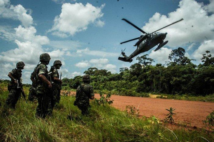 PSOL quer acompanhar exercício militar com EUA na Amazônia