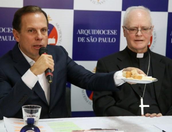 Doria é enquadrado por vice de Alckmin e pode não disputar nem o governo de SP