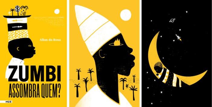 'Zumbi assombra quem?': livro discute universo negro visto pelos olhos de uma criança