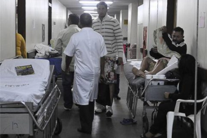 Com agravamento da crise na saúde no Rio, trabalhadores anunciam greve