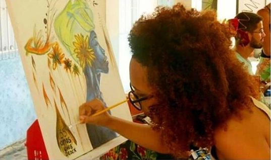 """""""Sou clara, mas não deixo de ser negra"""", relata artista"""