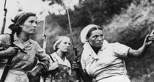 As Mulheres na URSS
