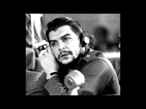 Fragmento de discurso do Che Guevara ao jovem comunista