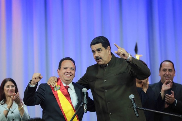 Temer não tem moral para questionar eleições na Venezuela, diz Maduro