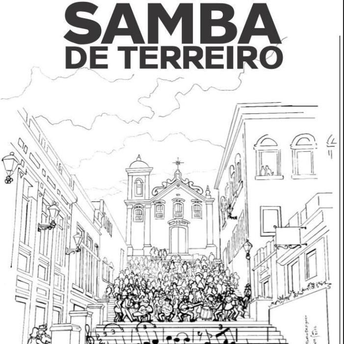 #CulturaFloripa: edição de outubro do Samba de Terreiro