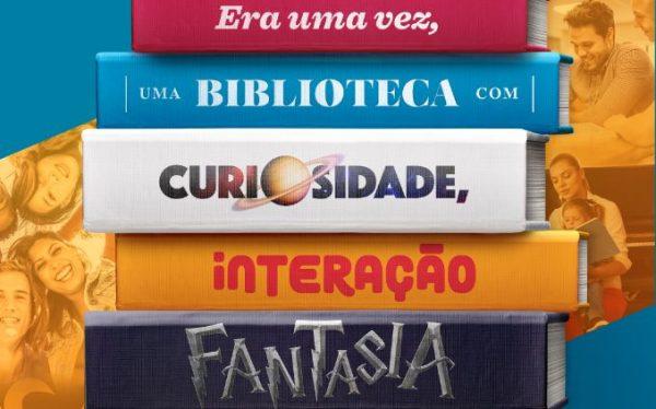 Semana do Livro e da Biblioteca será celebrada no Sesc com uma programação especial para a família