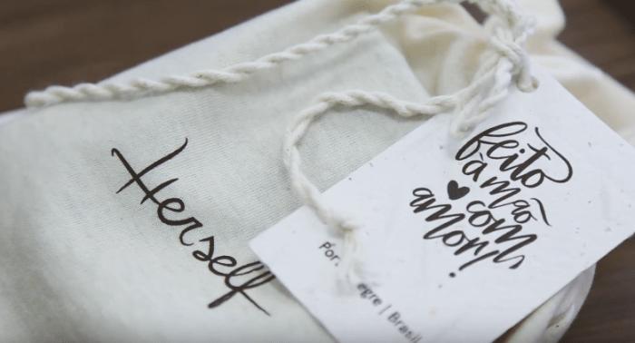 Feita por estudantes do RS, 1ª calcinha absorvente do Brasil desafia tabus sobre menstruação