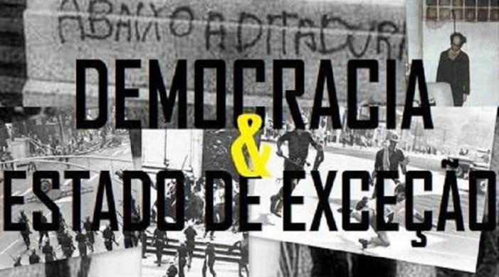 Democracia e Estado de Exceção