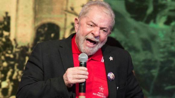 MP pede bloqueio de R$ 24 milhões do ex-presidente Lula e do filho Luis Cláudio