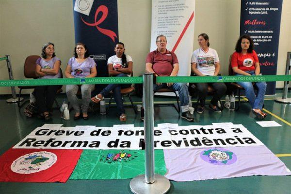 Estão sacrificando vida pelo povo, diz presidente da CNBB no 8º dia da greve de fome