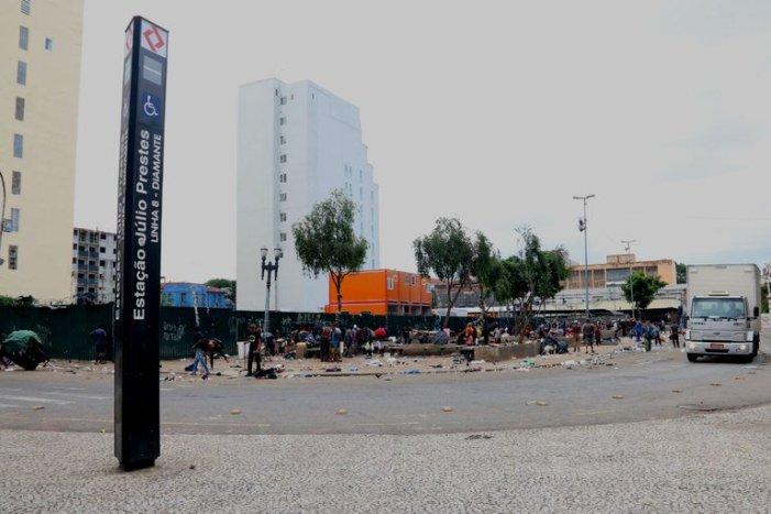 Programa de Doria para a Cracolândia recicla ações do De Braços Abertos