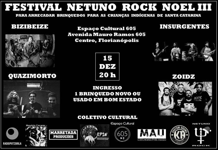 Festival Netuno Rock Noel III