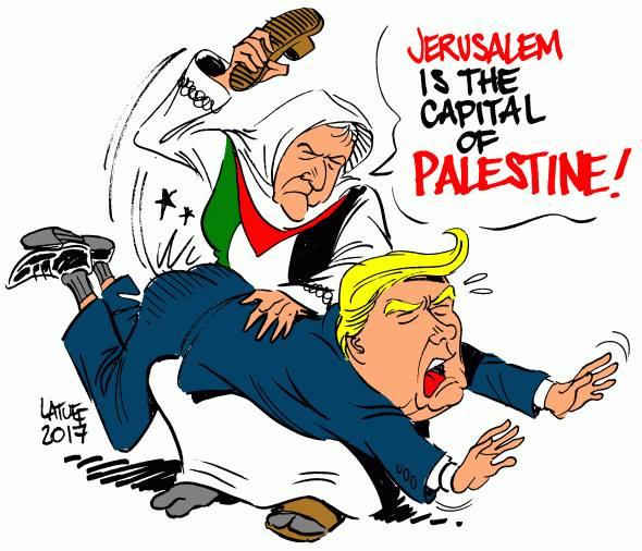 Mesa redonda – Jerusalém capital eterna da Palestina