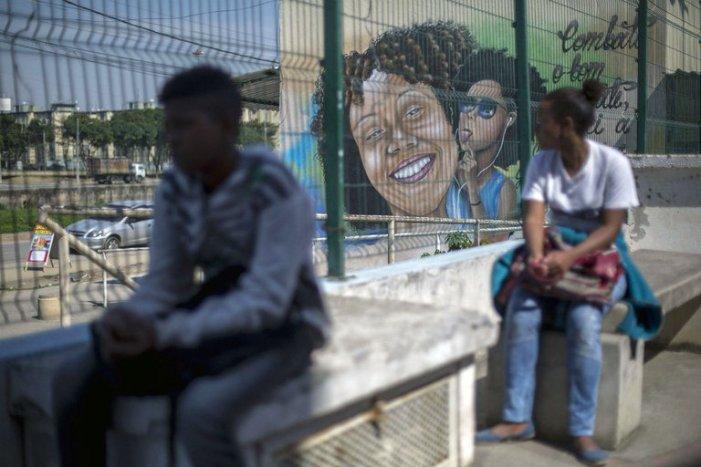 No Rio, ninguém está a salvo das balas perdidas