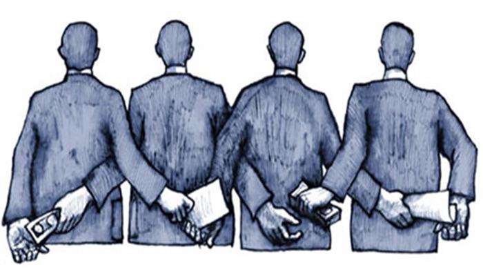 A farsa do combate à corrupção no Brasil