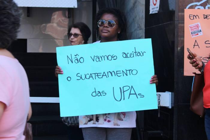 Trabalhadores nas Upas de Florianópolis encerram Greve